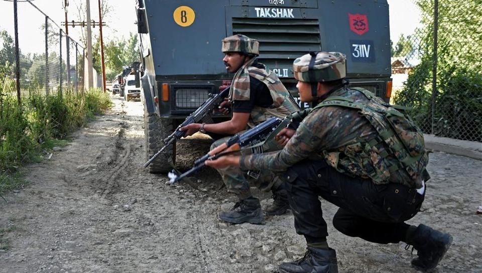 Junaid Matoo,Kashmir,Militant