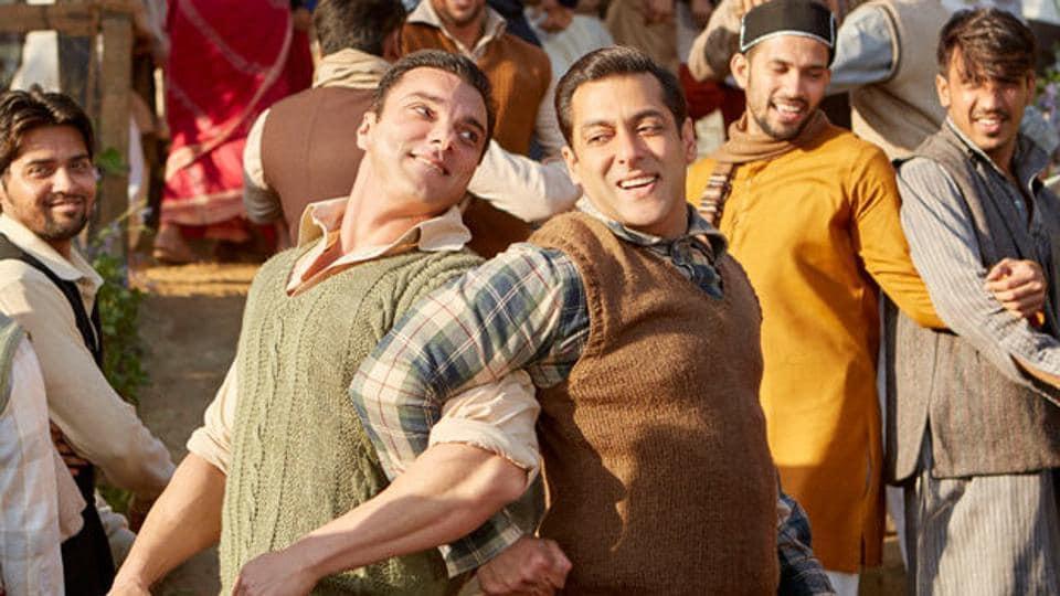Real-life siblings play reel-life brothers in Kabir Khan's Tubelight.