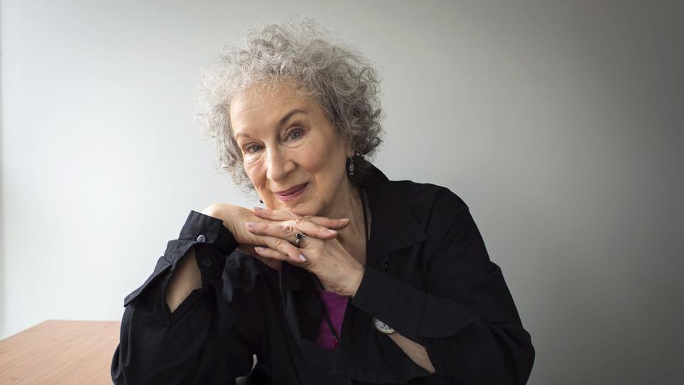 Margaret Atwood,Lifetime Achievement Award,The Handmaid's Tale