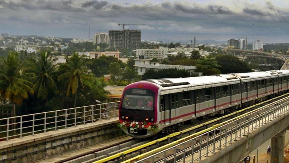 After the launch of Green Line, the first phase of Namma Metro, which consists of the Green and the Purple lines, will finally be completed.