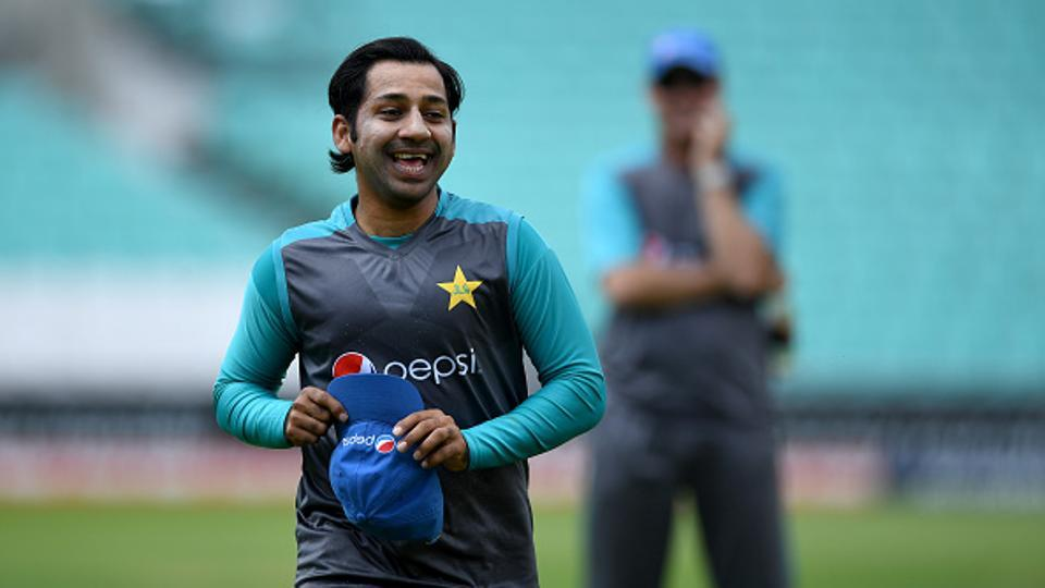 Champions Trophy 2017,Sarfraz Ahmed,India vs Pakistan