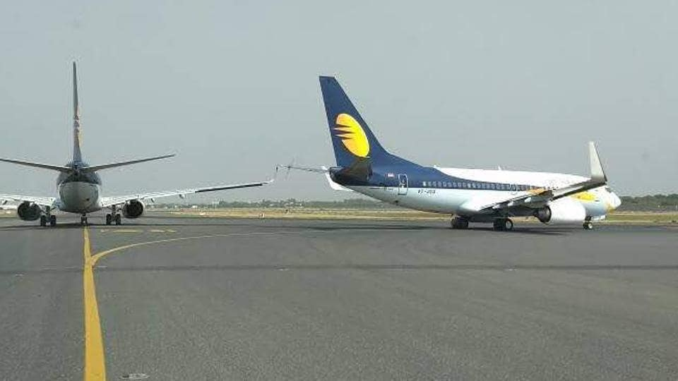 Due to the diversion, the flight crew declared fuel emergency to ensure that adequate priority for landing was accorded at the Jaipur airport.