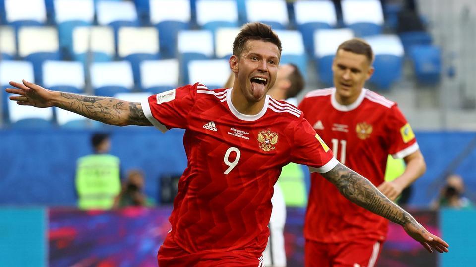 2017 FIFA Confederations Cup,Russia,FIFA World Cup