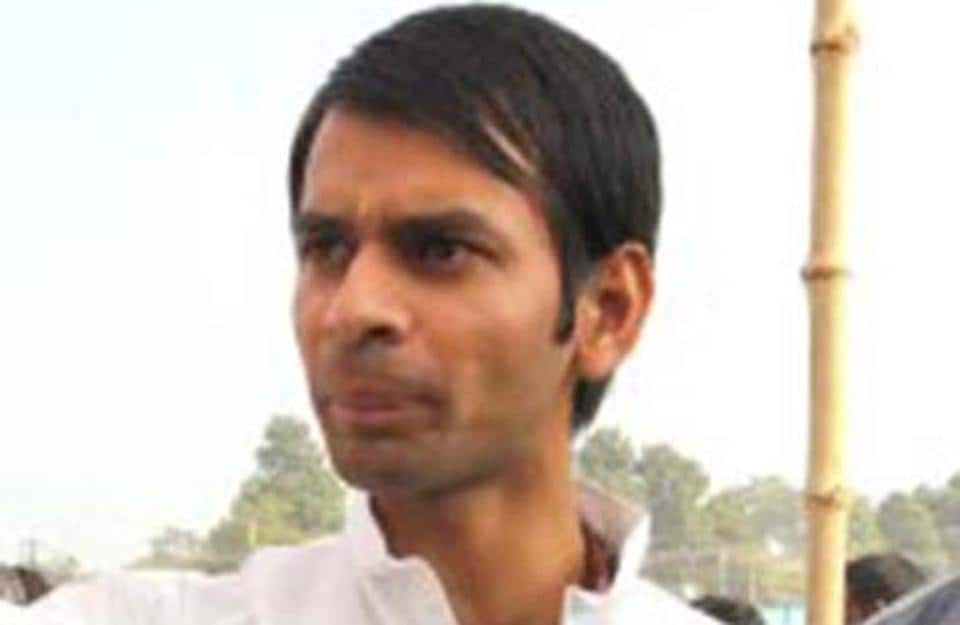 The Bharat Petroleum Corporation Limited  had on May 31 issued notice to Tej Pratap Yadav (pic), son of Rashtriya Janata Dal president Lalu Prasad and former Bihar chief minister Rabri Devi, seeking an explanation on the petrol pump licence.