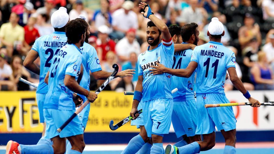 India thrashed Pakistan 7-1 in theHockey World League Semi-Final in London on Sunday.