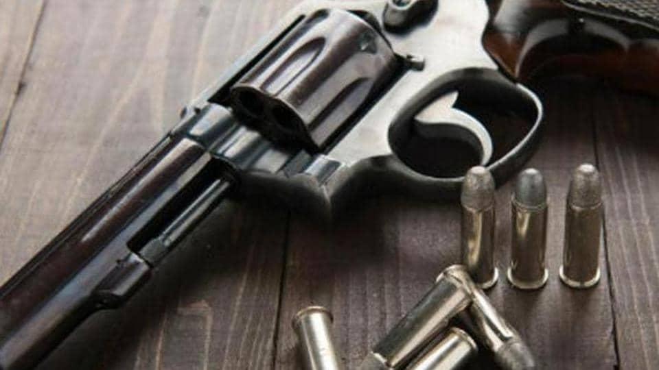Noida,shooting,countrymade pistol