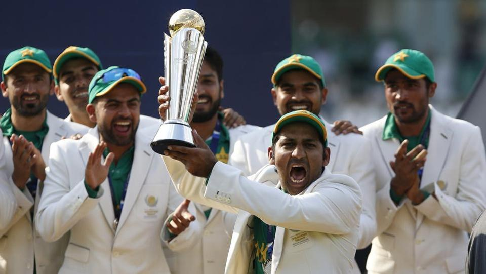 With this win, Pakistan became the fourth team (India, Sri Lanka, West Indies) to complete the ICC treble. (Twitter )
