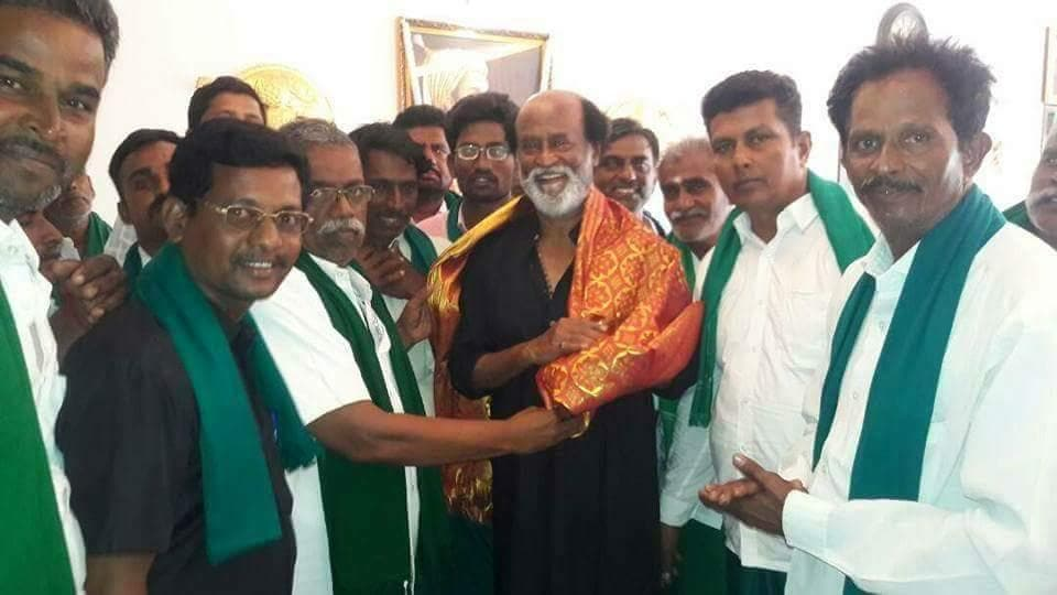 In 2002, Rajinikanth had famously offered Rs one crore towards interlinking Himalayan and Peninsular Rivers after a fast on the Cauvery issue.