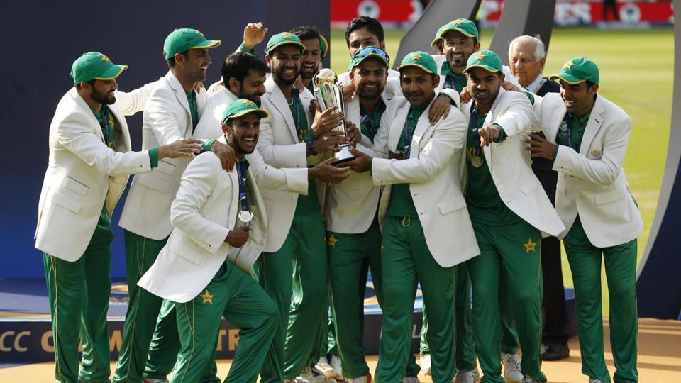 Pakistan is now the sixth team to win the ICC Champions Trophy.  (Twitter )
