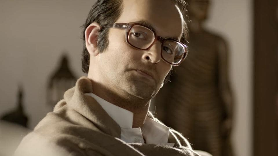 Neil Nitin Mukesh plays someone who looks every bit like Sanjay Gandhi.