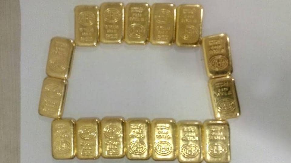 Mumbai city news,Chhatrapati Shivaji International Airport,gold smuggling