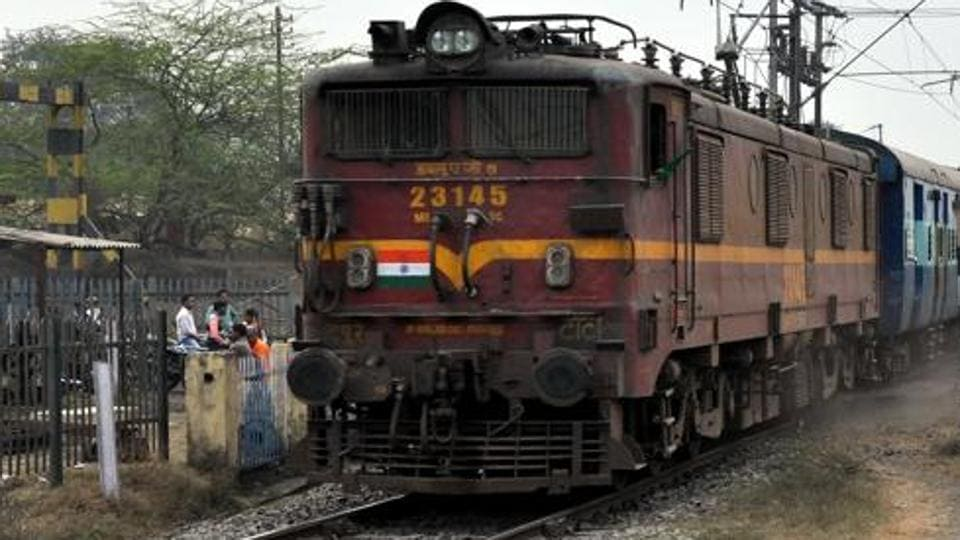 The police said that several labourers had been brought from other states to do some repair work near the tracks.