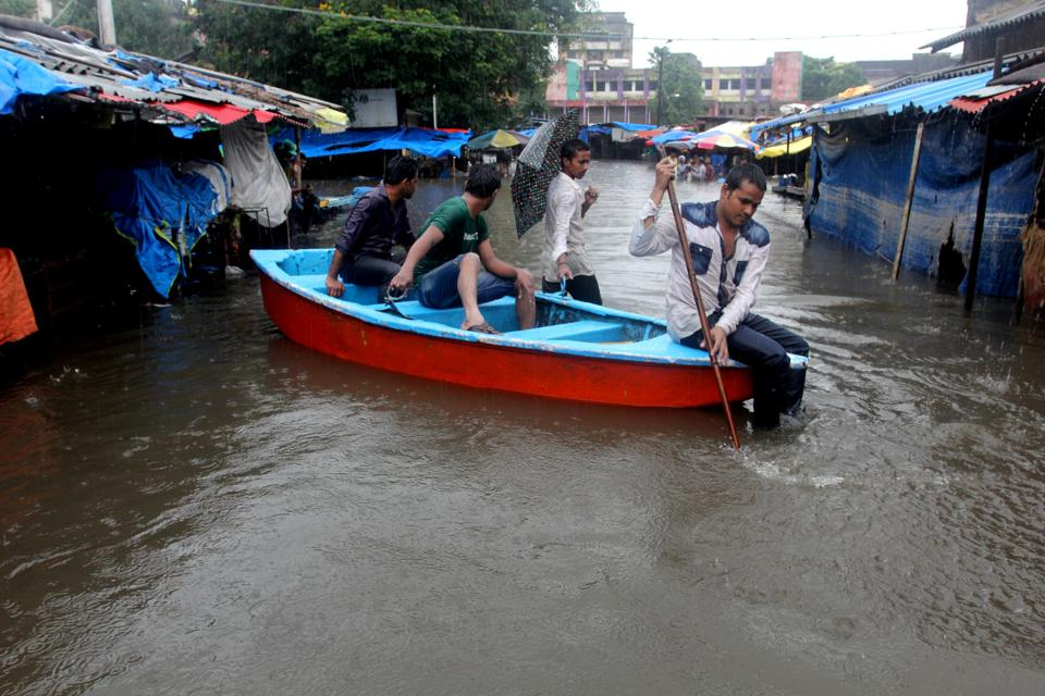 After the July 26, 2005 deluge, the BMC had planned the Brihanmumbai storm water disposal system (Brimstowad) project.