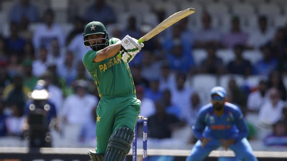 Azhar Ali gave Zaman good support as Pakistan started off well. (AP)