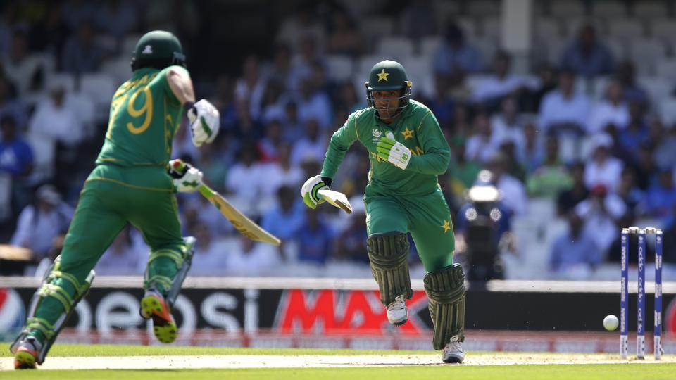 Zaman and Azhar shared a magnificent partnership to propel Pakistan against India. (AP)