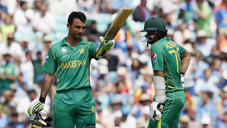 Zaman had also smashed his third consecutive fifty as the Pakistani openers strung 128 runs for the opening wicket, the highest for Pakistan in ICC ODI events against India. (AP)