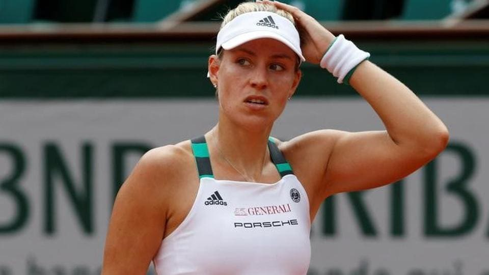 Angelique Kerber,Wimbledon,Angelique Kerber Injury