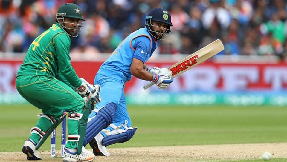 Live streaming and live cricket score of the ICC Champions Trophy 2017 final between India and Pakistan at The Oval on Sunday was available online. PAK thrashed IND by 180 runs to become the fourth team to complete the ICC treble.