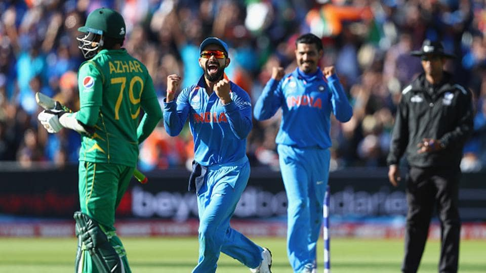 Champions Trophy 2017,India vs Pakistan,IND v PAK