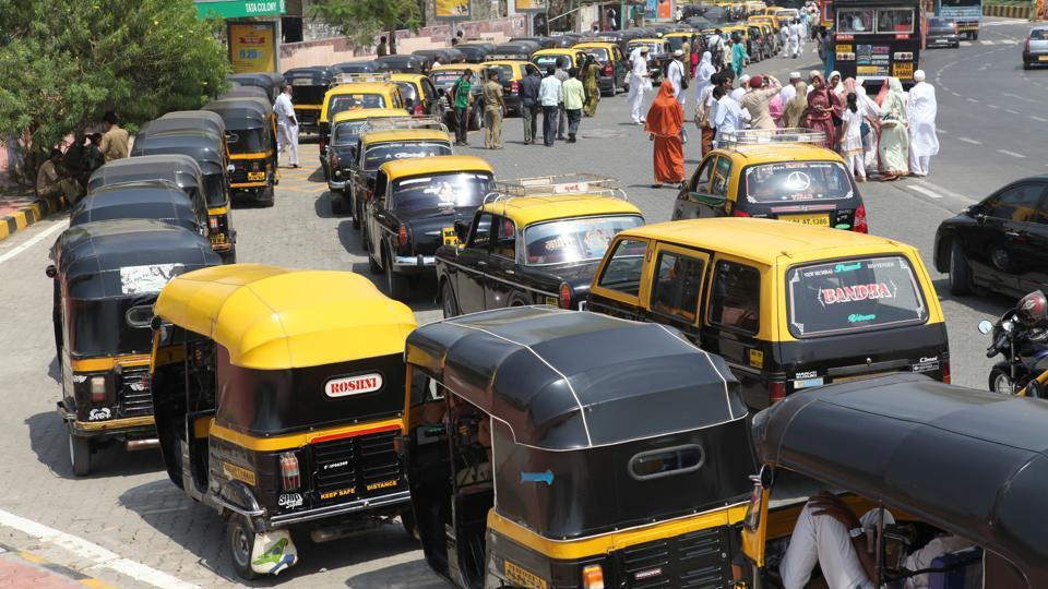 Mumbai city news,Mumbai commute,Taxi