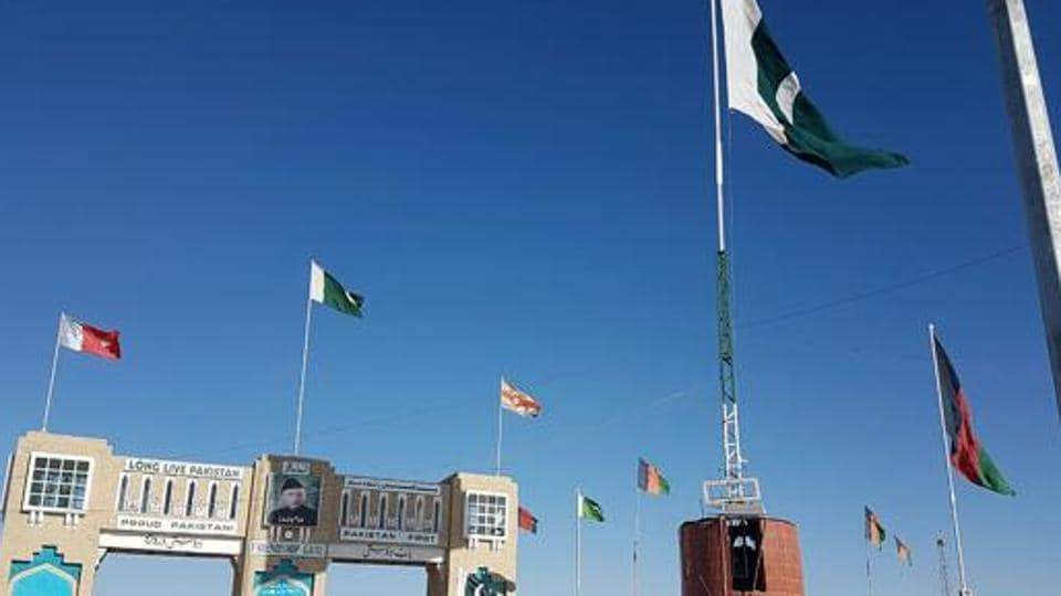 Pakistani Consulate General,Afghanistan's,Jalalabad province