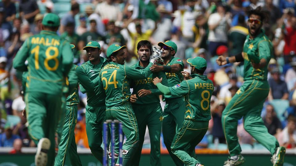 The wicket of Kohli gave Pakistan huge relief as he was dropped the ball before. (REUTERS)