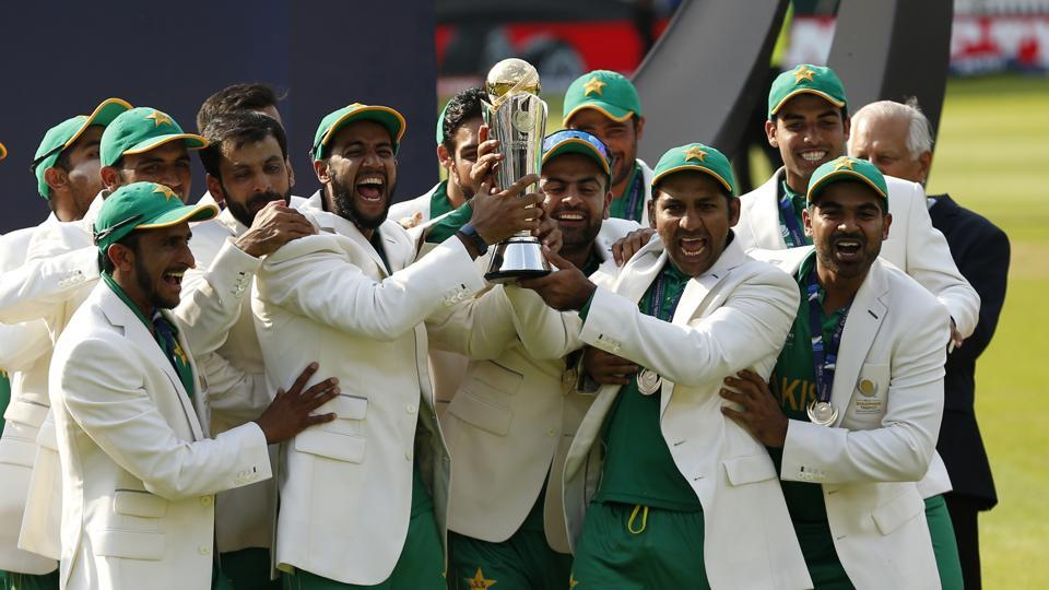 Pakistan thrashed India by 180 runs to win the ICC Champions Trophy for the first time. Catch full highlights of India vs Pakistan, ICC Champions Trophy final at Oval.