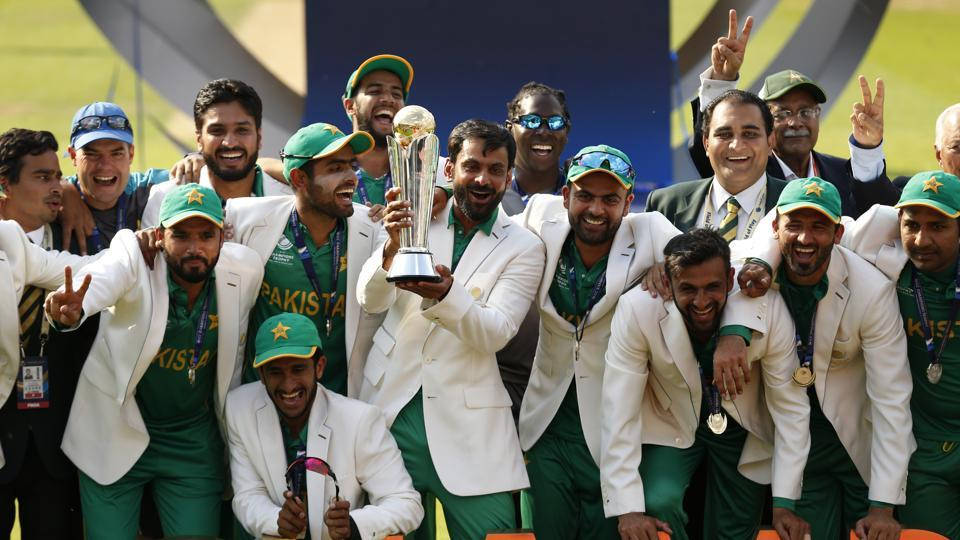 Pakistan defeated India by 180 runs in the ICC Champions Trophy 2017 final to win the tournament for the first time. (REUTERS)