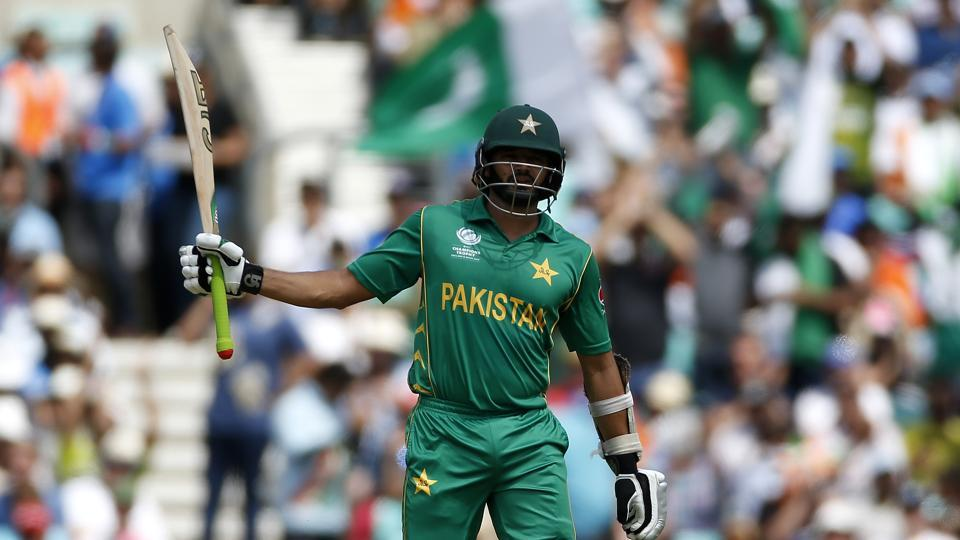 Azhar Ali notched up his 12th fifty as he continued his consistent form. (REUTERS)