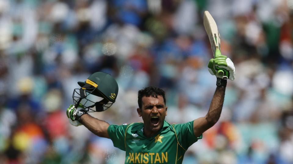 Zaman went on to score a magnificent century as Pakistan found a new star at the top of the order. (REUTERS)
