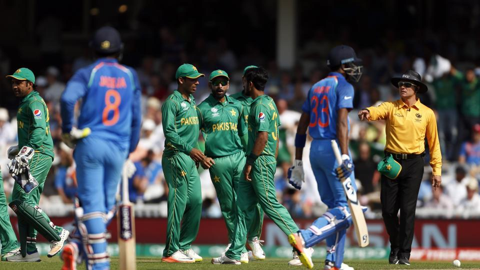 However, Pandya was run-out for 76 and all of India's hopes crashed. (REUTERS)