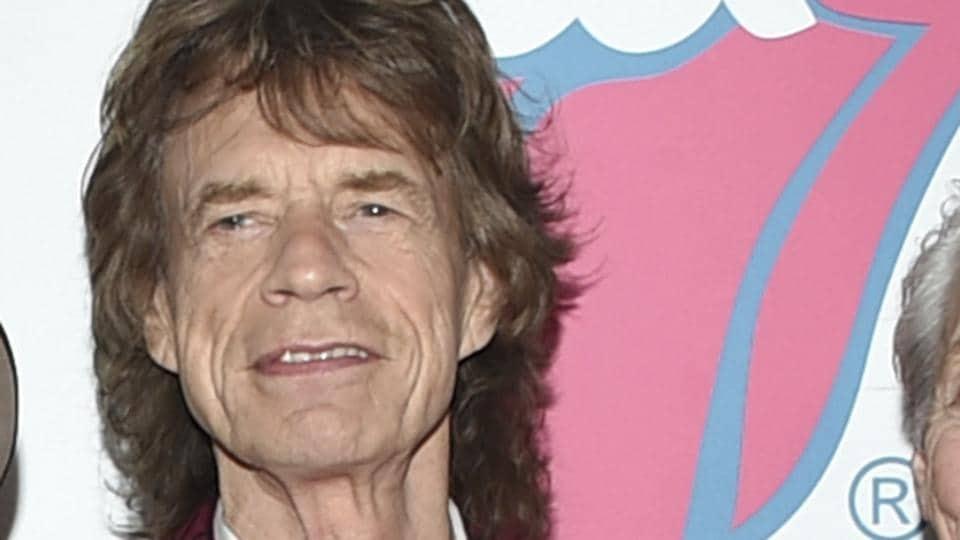 Mick Jagger,Child,Kid