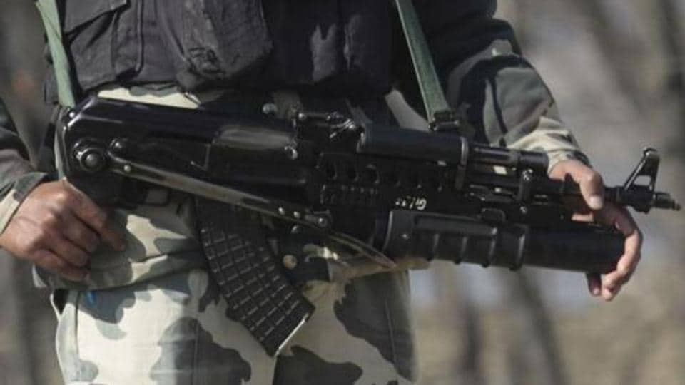 A civilian was shot dead by militants in Pulwama in south Kashmir.