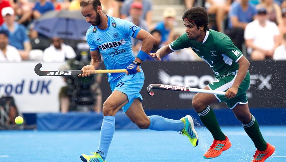 India defeated Pakistan on Sunday and are on top of Group B in Hockey World League Semi-Final.