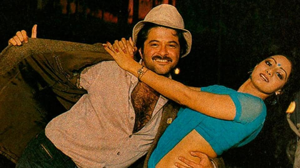 Mr India released in 1987.