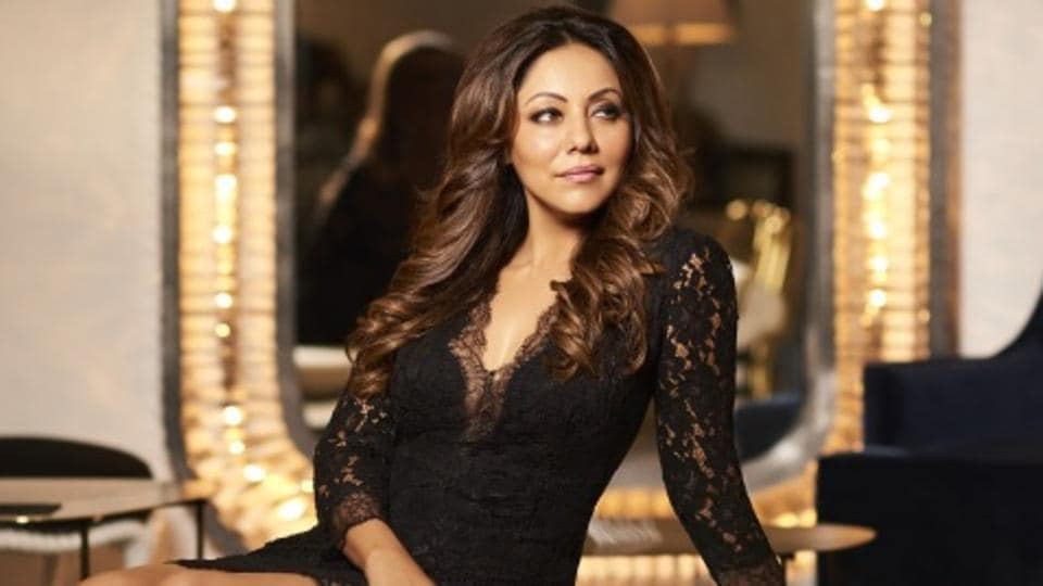 """Gauri Khan says she is """"selective"""" about the projects that she takes on."""