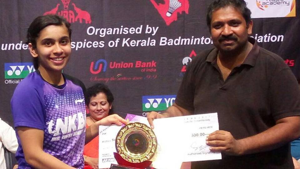 Pune,Purva Barve,badminton