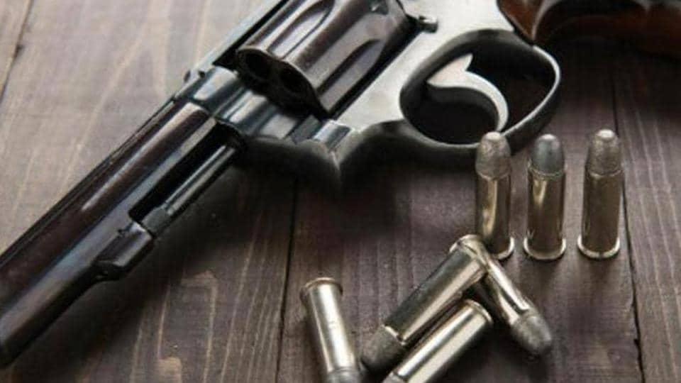 Armed men,Hisar,Haryana