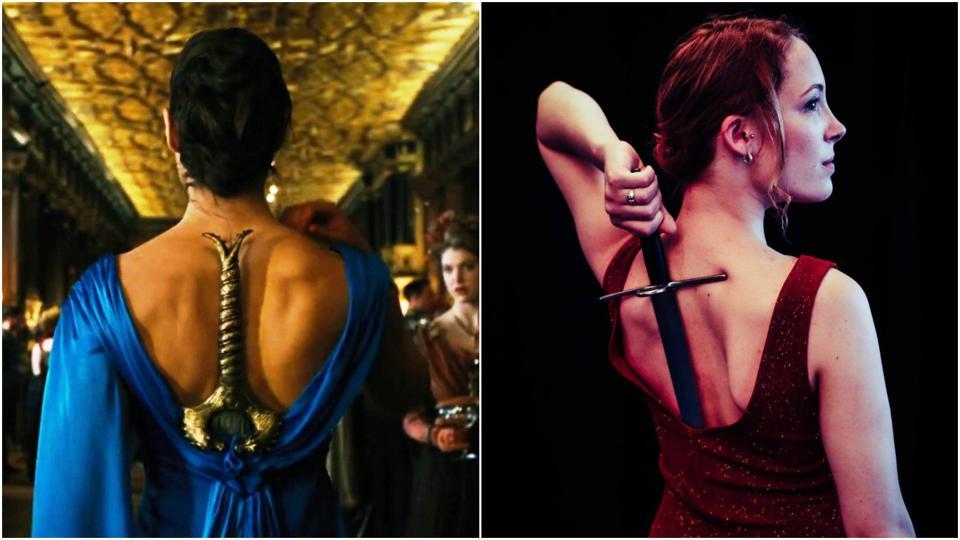 Wonder Woman,Sword,Gal Gadot
