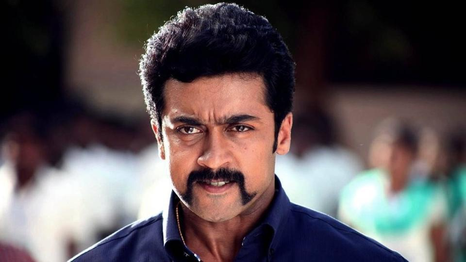 Suriya will sport a clean shaven look in the film.