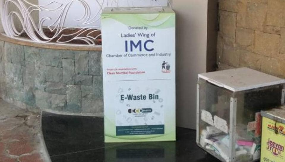 Mumbai city news,e-waste,Churchgate station