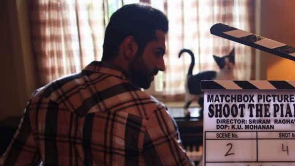 Sriram Raghavan is the director of Shoot The Piano Player.