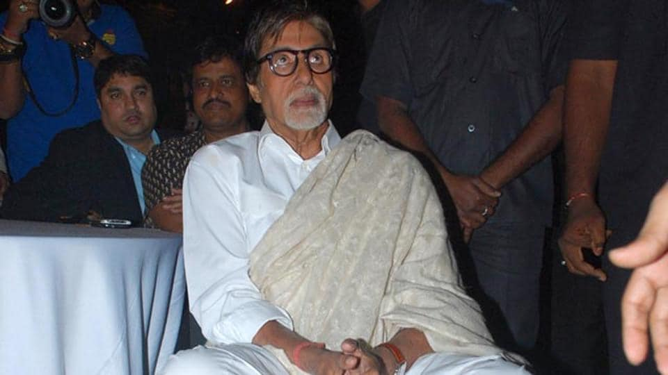 Amitabh Bachchan will replace PVSindhu in the Finance Ministry ads.