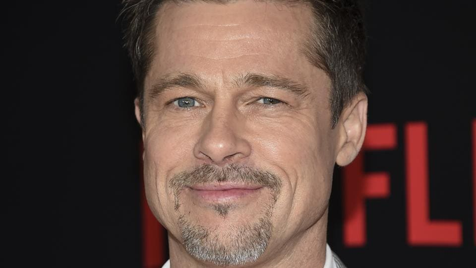 Executive producer Brad Pitt attends the premiere of Netflix's Okja at AMC Loews Lincoln Square.s