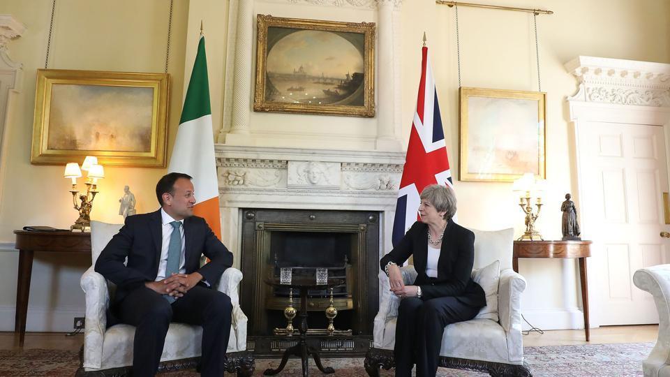 Irish Taoiseach,Ireland-UK,Theresa May
