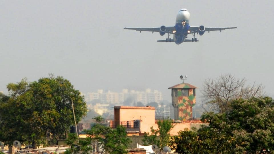 Airports serving less than 12 lakh passengers annually are considered as non-major.