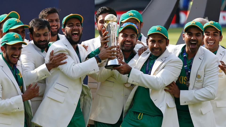 Pakistan thrashed India by a record margin of 180 runs as they clinched the ICC Champions Trophy for the first time with a perfect display against India.
