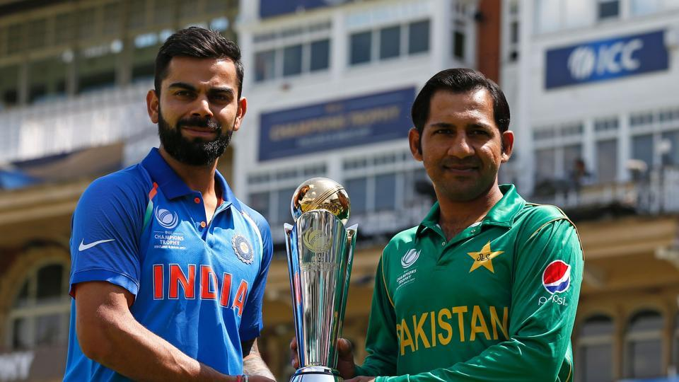 India captain Virat Kohli and Pakistan captain Sarfraz Ahmed are both part of the Team of the Tournament for the Champions Trophy as announced by the ICC.