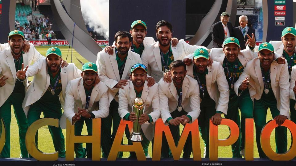 Pakistan became the fourth team to complete the ICC treble after thrashing India by 180 runs and their success in the Champions Trophy 2017 is very similar to their first world success in the 1992 World Cup.