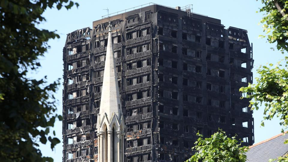 London tower fire,Prime Minister Theresa May,Grenfell Tower